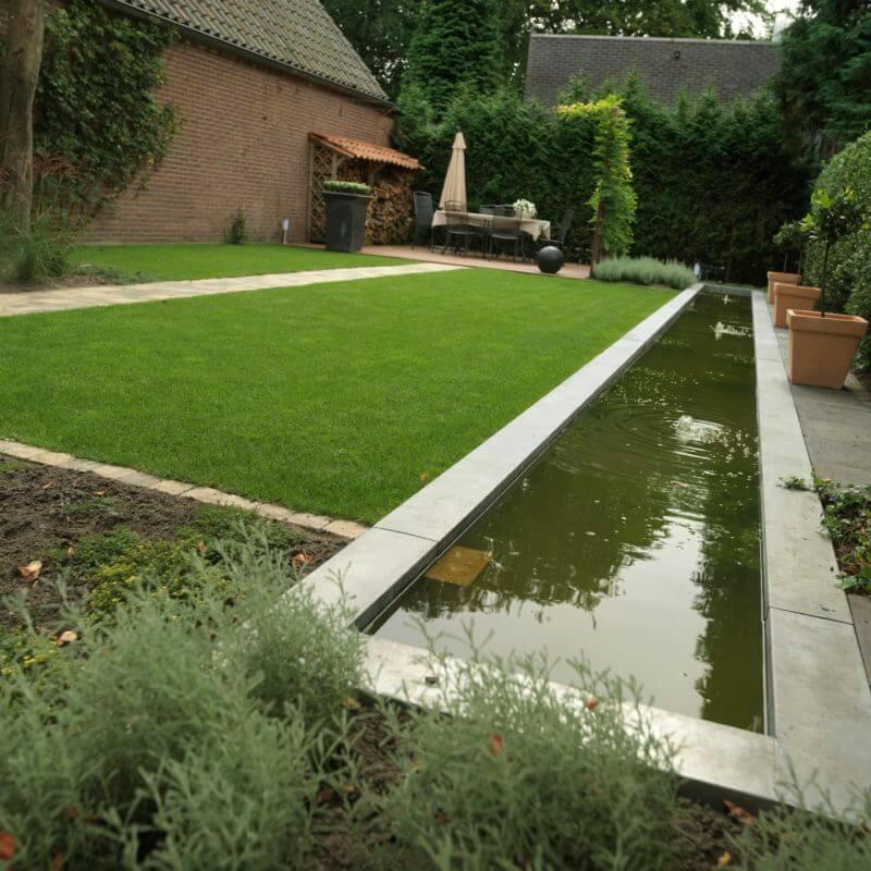 Voorbeeld tuin verbouwen