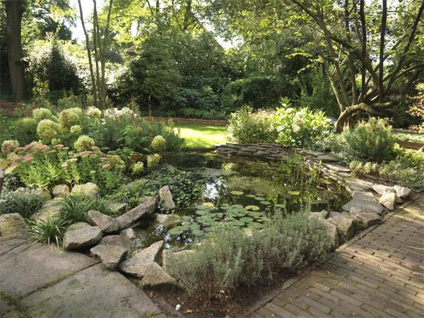 A 54819 natuurlijke tuin greenart for Tuinontwerp natuurlijke tuin